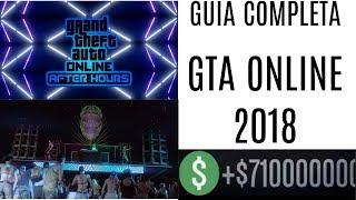 GTA ONLINE-COMO HACERTE MILLONARIO CON EL CLUB NOCTURNO- GUIA COMPLETA