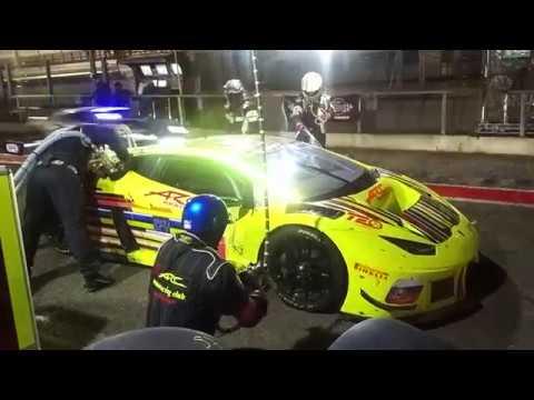 Lamborghini Huracan PIT Stop - Circuit of Spa-Francorchamps - ARC Bratislava