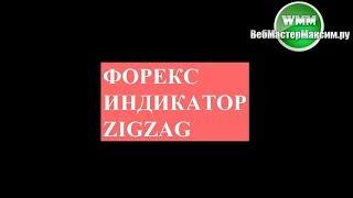 индикатор ZigZag или Зиг Заг без перерисовки? - стратегия, описание, применение, скачать настроить