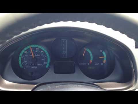 2002 RAV4ev drive