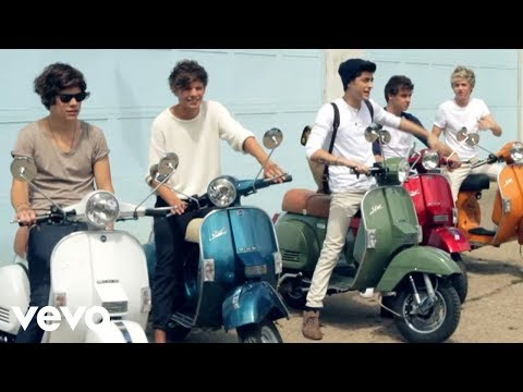 One Direction - Behind the scenes at the photoshoot