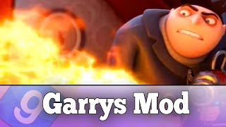 Gmod Multiplayer Deathmatch! WITH FLAMETHROWERS!!