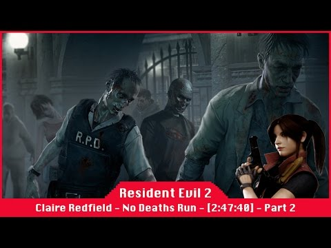 Resident Evil 2: Claire A