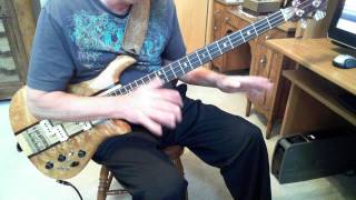 Cameo  Candy Greg Papaleo Bass Tutorial