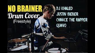 Baixar NO BRAINER - Drum Cover [DJ Khaled ft. Justin Bieber, Chance The Rapper & Quavo]