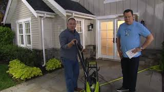 Sun Joe Electric Wet/ Dry Vac And Pressure Washer On QVC