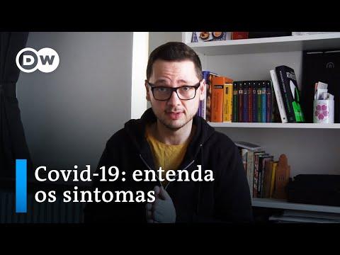 Quais São Os Sintomas Da Covid-19?
