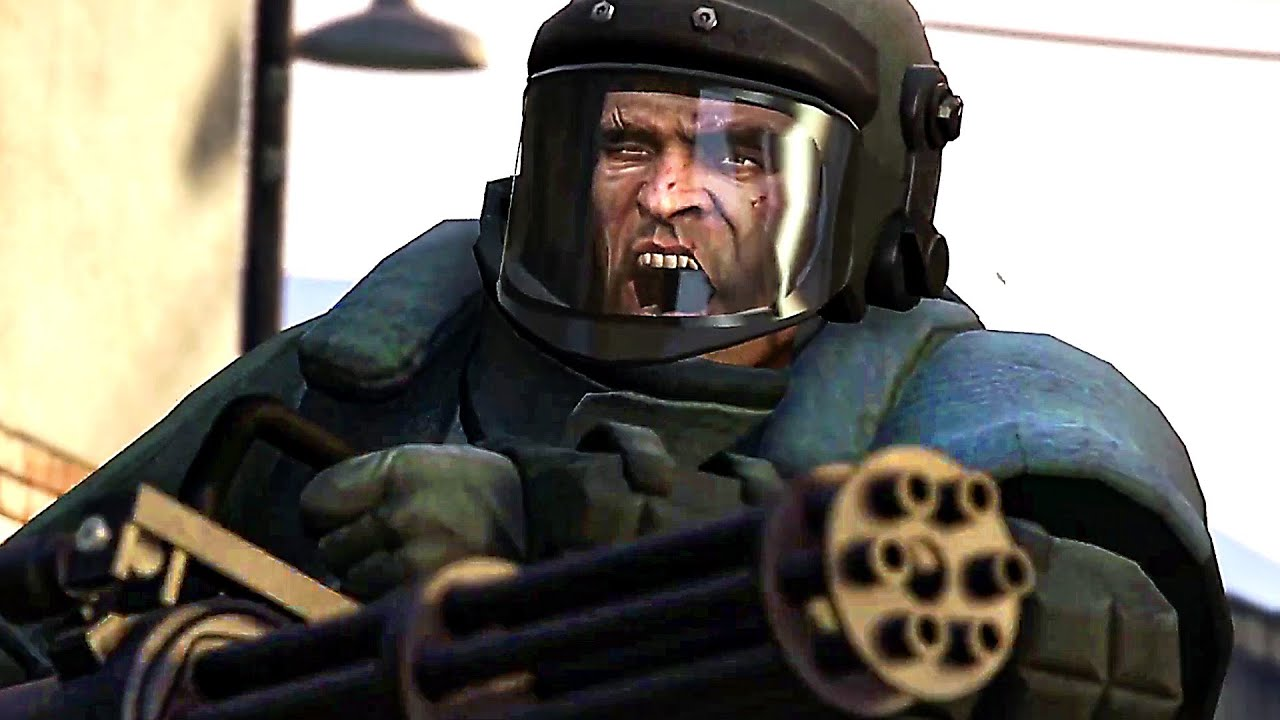 GTA 5 Trailer PS5