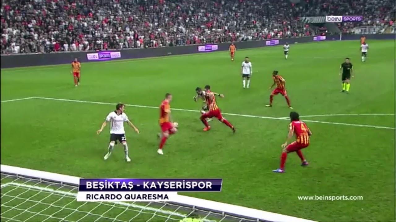 2018-2019 Sezonu İlk Yarısı Beşiktaş'ın Tüm Golleri .