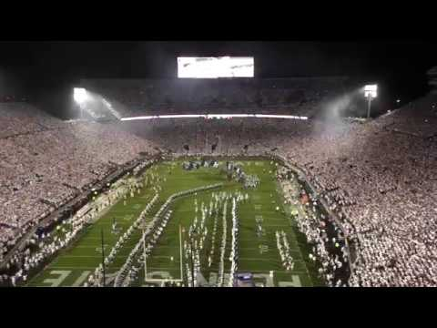 Scenes from the Sidelines: Penn State blows out Michigan during White Out game
