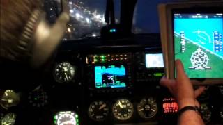 flying with garmin gdl 39 3d for the first time
