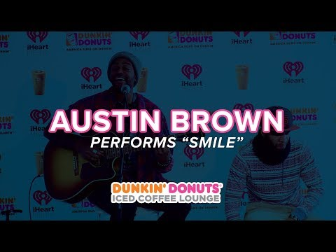 Austin Brown Performs 'Smile' Live | DDICL