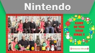 Nintendo Minute - Game of the Year Finals
