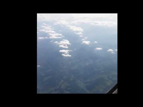 Complete Flight from Vienna to Munich {HD}