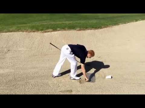 Bunker shot for beginners and those who are scared of sand shots. Golf is simple.