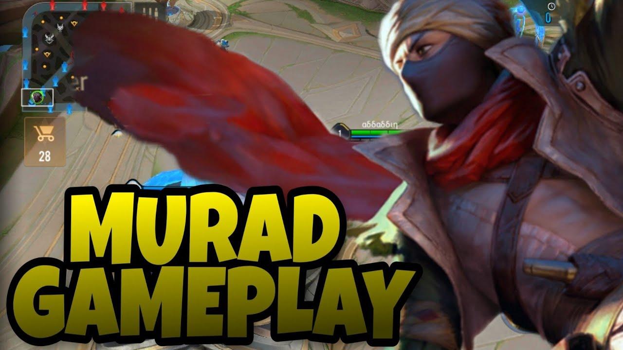Guia Rápido - Murad - Arena of Valor - YouTube