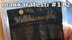 Makkaratesti #112 - Wigren Kalkkunanakki