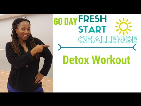 Fresh Start Series 2016   Detox Workout