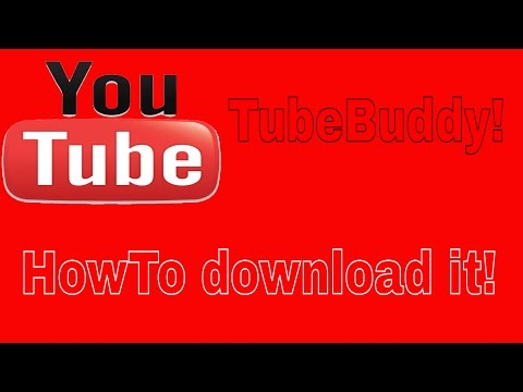 HowTo get tubebuddy and link your channel to it!!