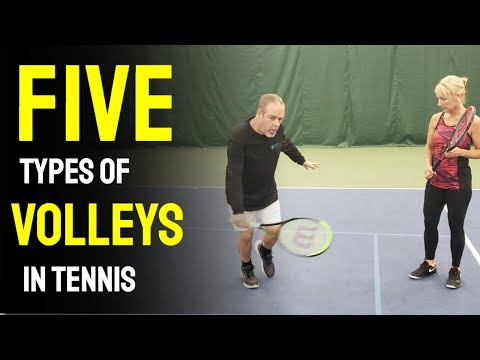 Thumbnail: The Five Volley Types in Tennis