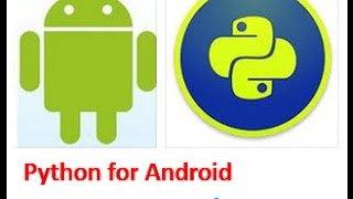 Программируем на языке Python  для Android mobile.