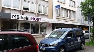 Short tour in Mülheim an der Ruhr (Germany)