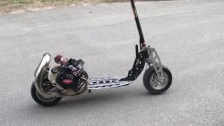 Evo 2x.71cc test new clutch