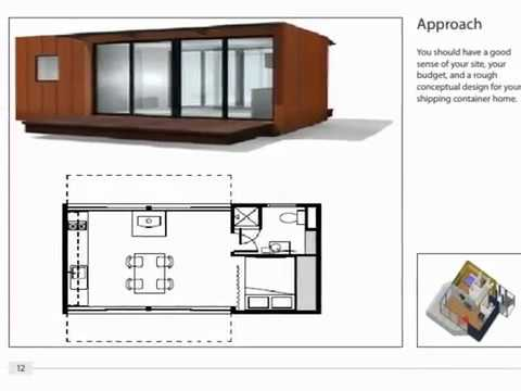 Shipping container dimensions types sizes youtube for Shipping container sizes for homes