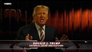 Donald Trump buys RAW!