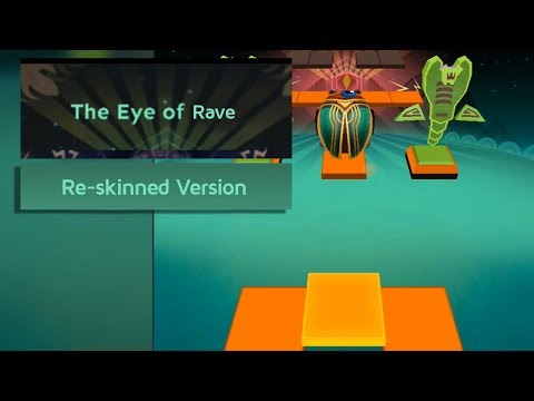 Rolling sky - The Eye of Rave (Re-skinned version) + Special Announcement | SHA