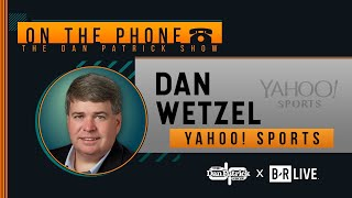 Yahoo Sports' Dan Wetzel Talks Aaron Hernandez Netflix Documentary with Dan Patrick | Full Interview