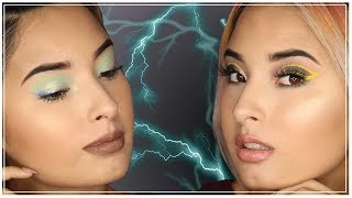 connectYoutube - 🌙KYLIE COSMETICS WEATHER COLLECTION RESEÑA Y TUTORIAL