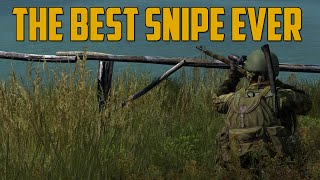 THE BEST SNIPE EVER! (DayZ Standalone)
