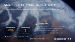 Lets Play The Game PS4 BF1 Começando no online
