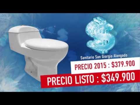 Congelamos nuestros precios en corona listo sanitarios - Sanitarios bellavista precios ...