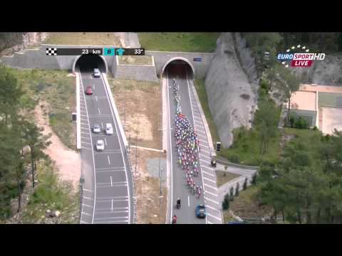 Tour of Turkey 2014 - HD Stage 2 - Alanya  ›  Kemer