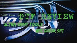 Dent Tool Review   ultra dent tools   dent repair tools