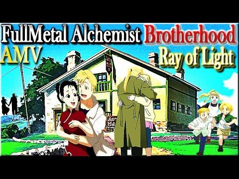 Fullmetal Alchemist Brotherhood Ending 5 AMV HD - YouTube
