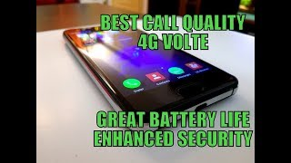 Oukitel K4000 Plus - Video Review - 4G/VoLTE and Great Call Quality