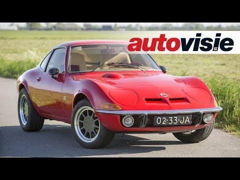 Uw Garage: Opel GT (1969)