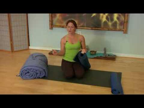 Yoga Poses & Equipment : Yoga Mat Types