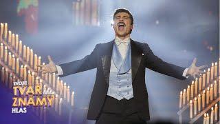 Marek Lambora jako Freddie Mercury