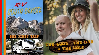 Black Hills - Soขth Dakota in an RV - The Good the Bad and the Ugly