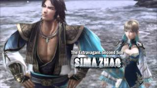 DYNASTY WARRIORS 7 ENGLISH TRAILER