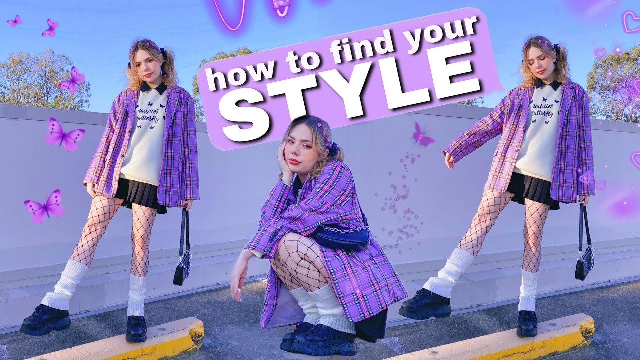 how to FIND YOUR STYLE + build your dream wardrobe!