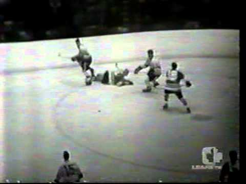 Chicago Black Hawks - Los Angeles Kings 1967