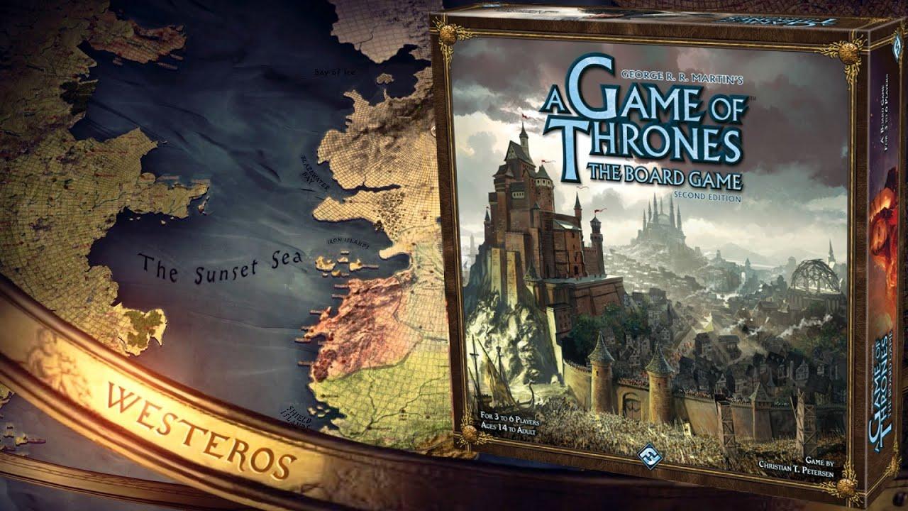 Il trono di spade il gioco da tavolo recensione a game of thrones youtube - Waterloo gioco da tavolo ...