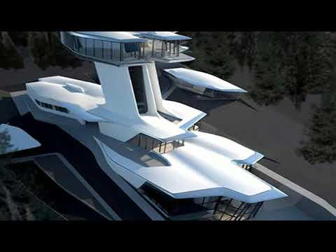 THE HOUSE OF NAOMI CAMPBELL & VLADISLAV DORONIN !