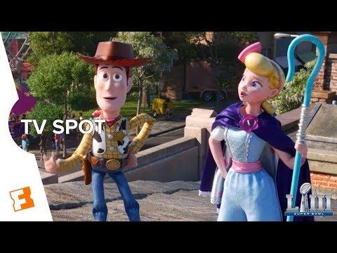 Toy Story 4 - TV Spot 'Super Bowl' (Sub. Español)