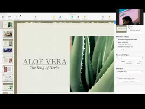Aloe vera in depth